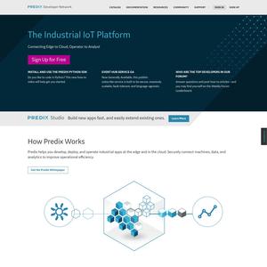 IoT Cloud Platform Landscape 7 image