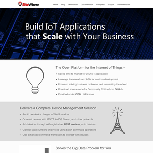 IoT Cloud Platform Landscape 29 image