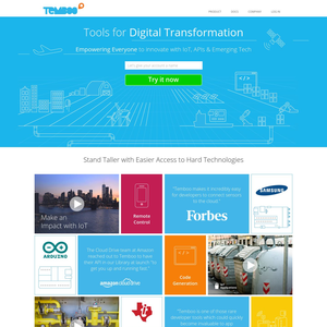 IoT Cloud Platform Landscape 41 image