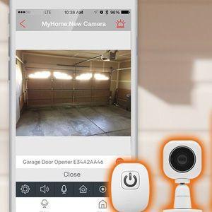 iphone garage door openerBest WiFi  Bluetooth Smart Garage Door Openers  2017 Listings