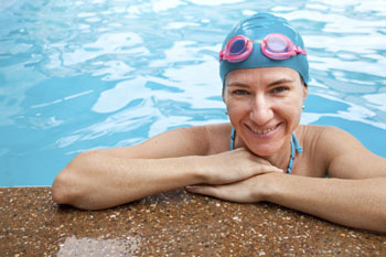 Learning How to Swim As An Adult - Overcoming Embarrassment