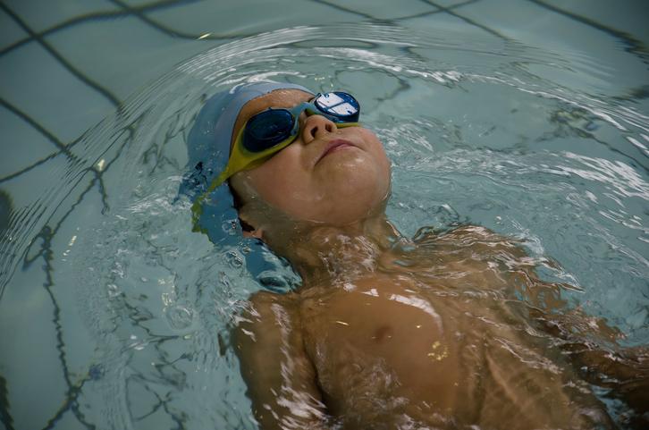How to Learn to Swim Elementary Backstroke