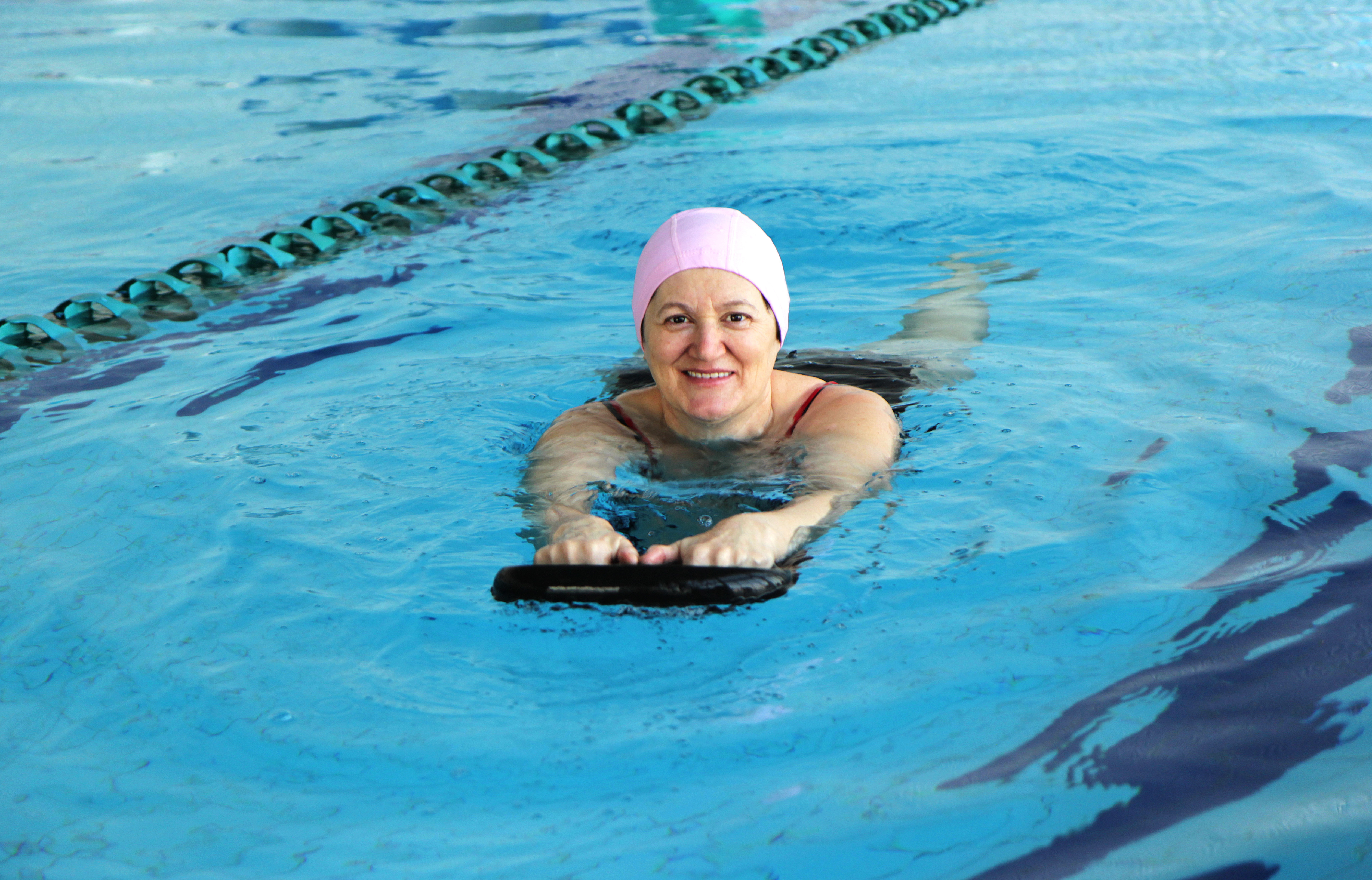 Overcoming Obstacles and Benefits of Swimming