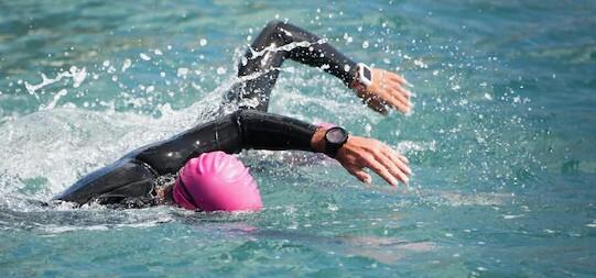 swimming warmups