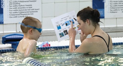 Can a Child with Autism Learn to Swim?
