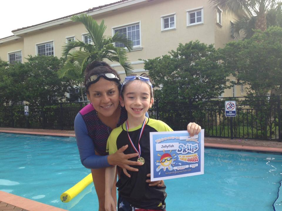 Why should you be a swim instructor with Sunsational Swim School?