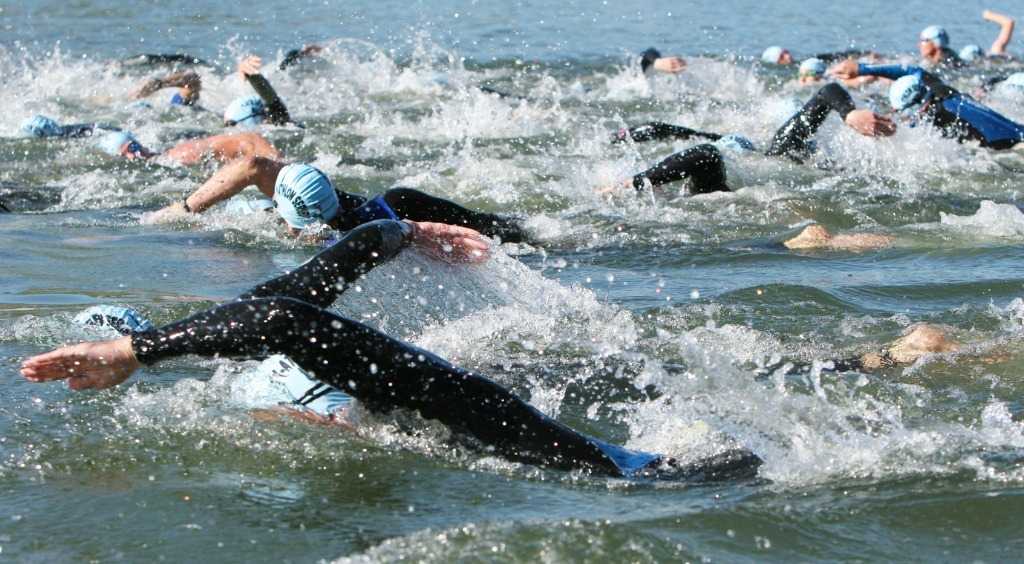 7 Steps to Improving Your Triathlon Swim