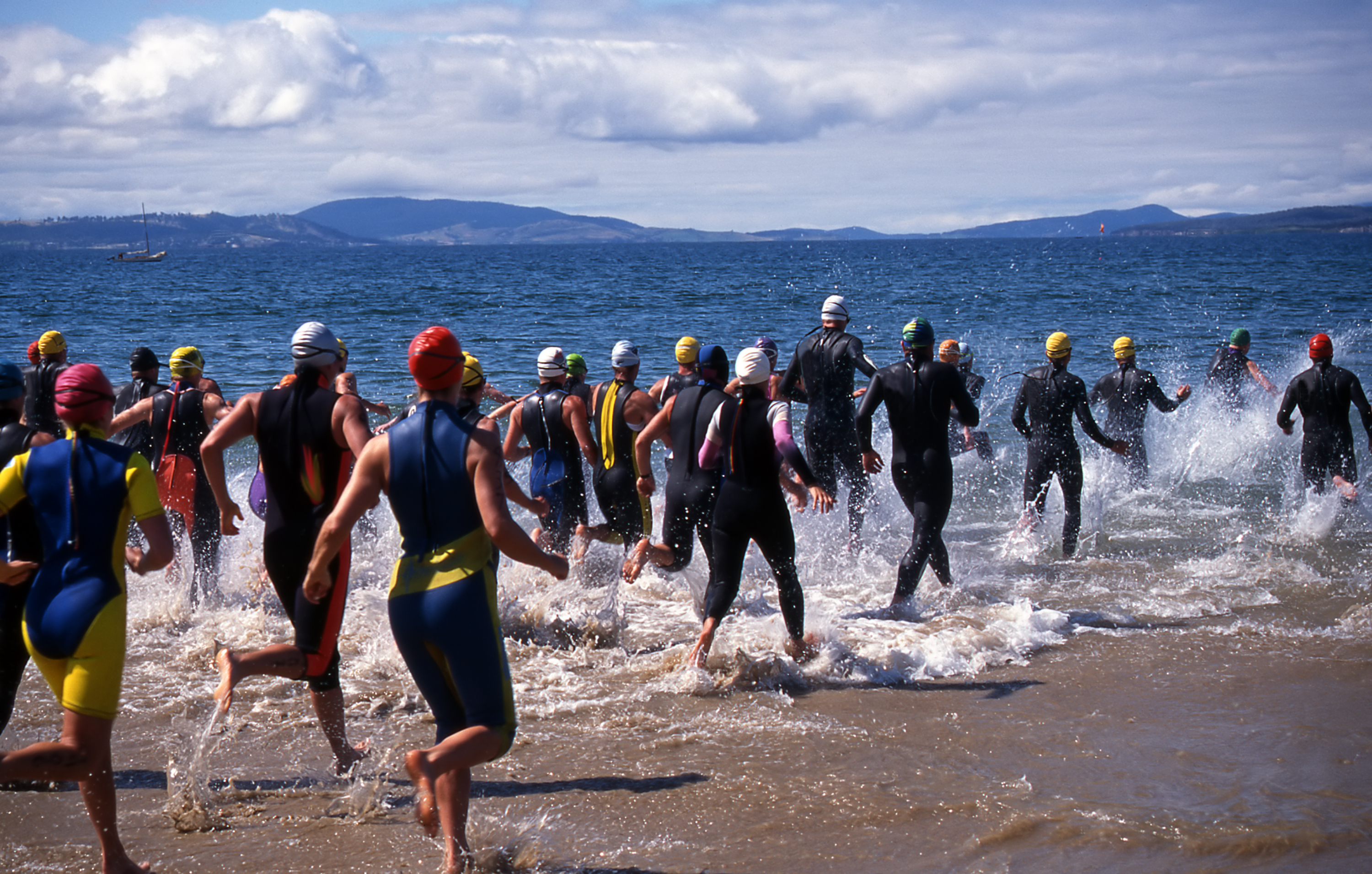 Triathlon Swimming: Best Swim Stroke for a triathlon