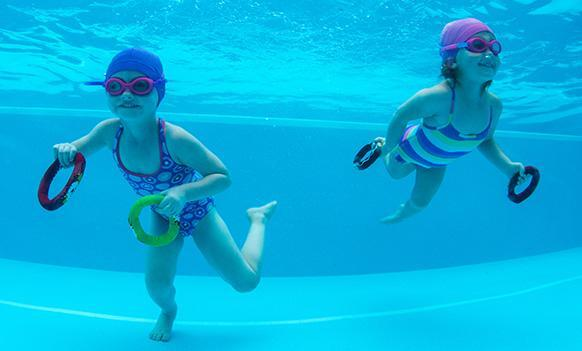 5 Fun Swimming Pool Games for Kids