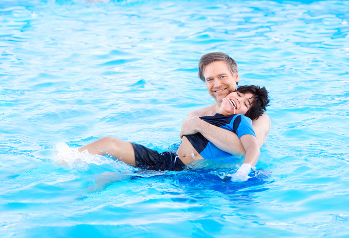 Benefits of Swimming for Children with Cerebral Palsy