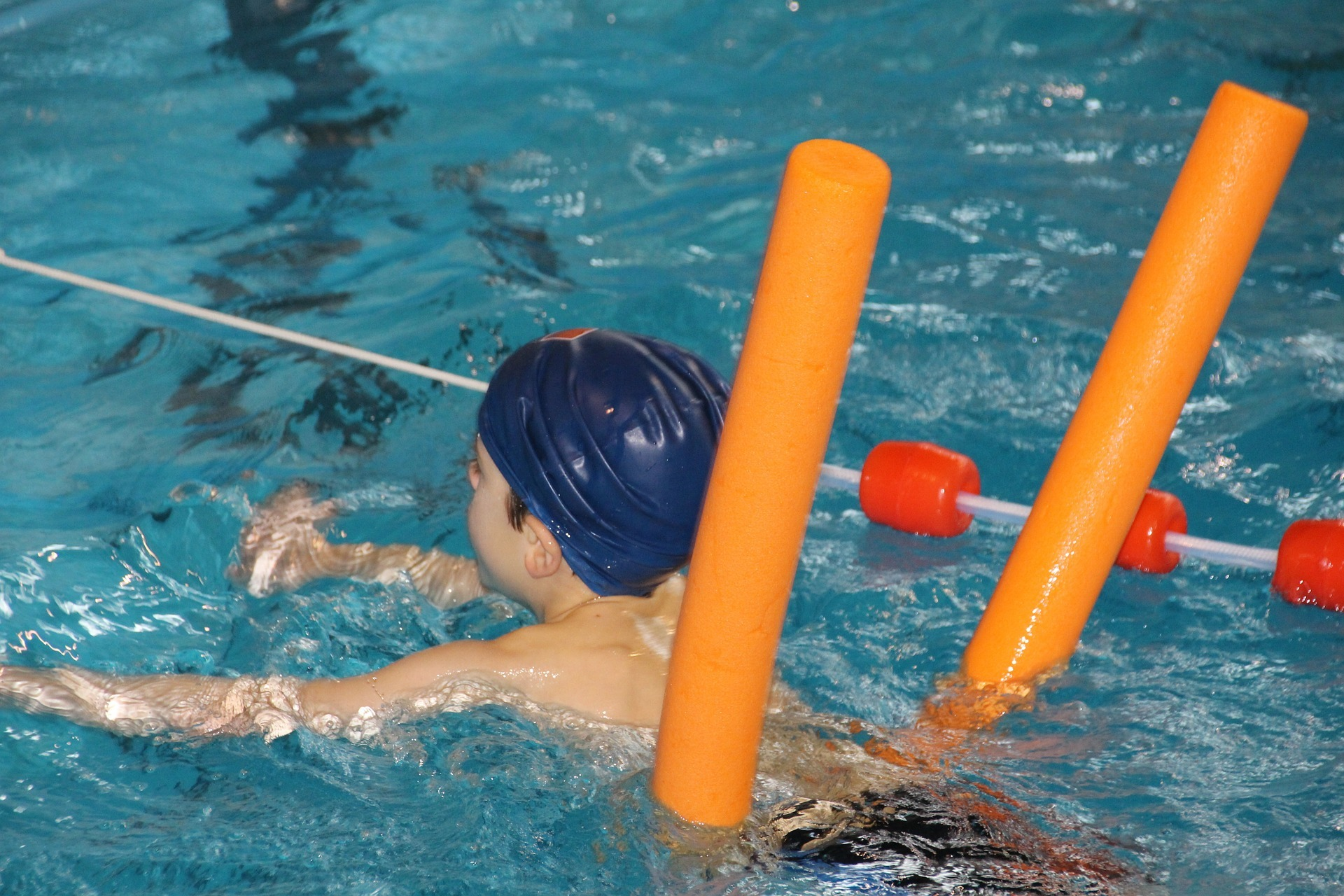 Benefits of Swimming for Autism