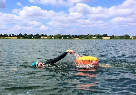 5 Tips for Staying Safe in Open Water Swimming