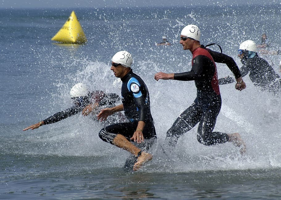 Training Steps & Tips To Improve Your Triathlon Swimming