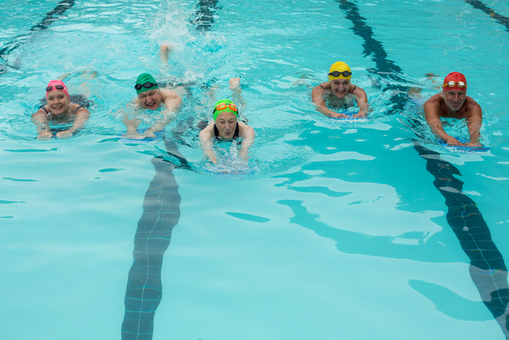 Why Adult Swim Lessons Are So Important For Non Swimmers With Children