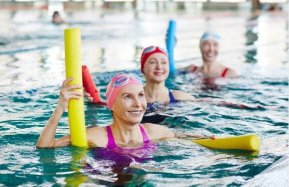 Swimming Lessons for Adult Beginners