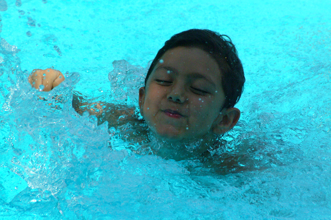 Swimming Techniques - Breathe Deep!