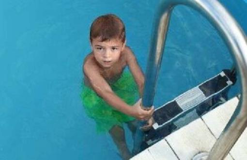 scared to swim
