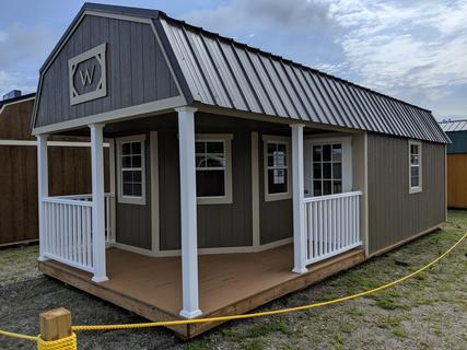 Shop Our Sheds - Willow Lake Buildings