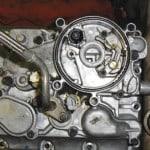 6L Power Stroke Diesel Without Oil Filter Base