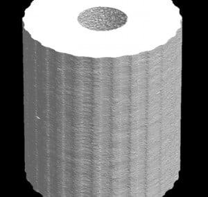 Brake Fluid Hose Cross-Section