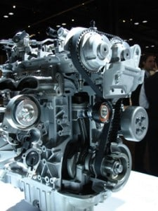 Ford Eco Boost Engine