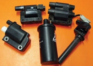 Various Types of Ignition Coils