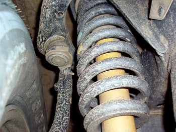 Coil Spring and Shock Absorber