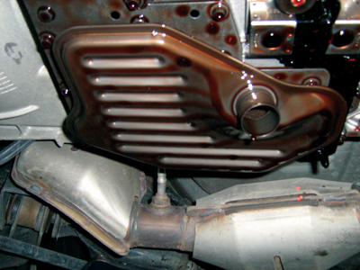Transmission Fluid and Filter Service | KnowYourParts