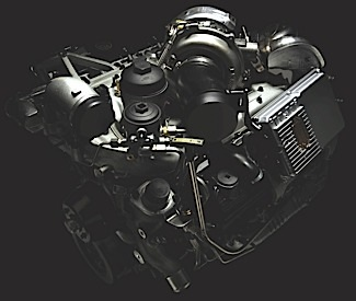 2003 Ford F-350 6.0 Liter Engine