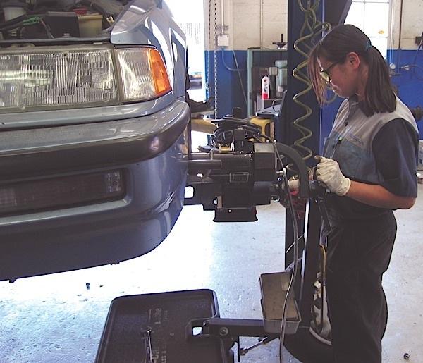 Installing Rotors