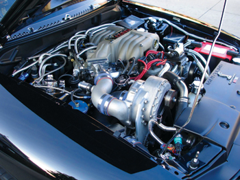 forced induction system