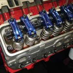 Pushrod Engine