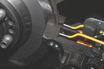 resurfacing rotors