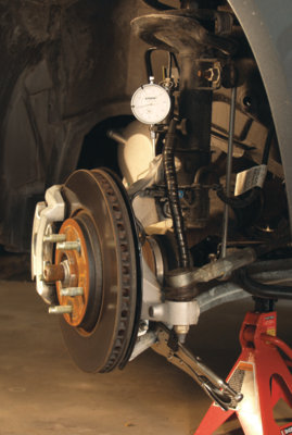 How To Measure Ball Joint Wear Knowyourparts