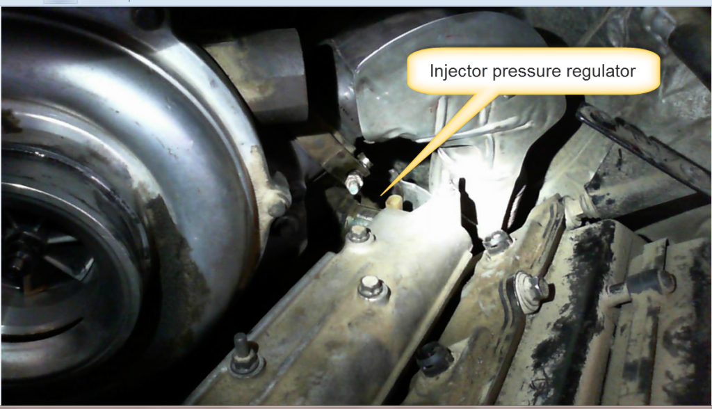 Injector Pressure Regulator 2