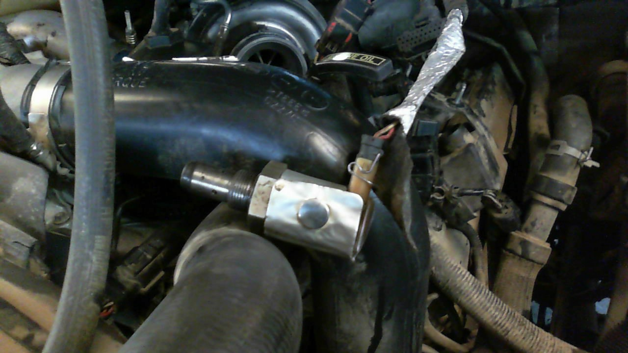 No Start Diesel Diagnosis Know Your Parts Fuel Filter On 2012 F250