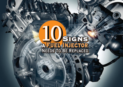 When To Replace A Fuel Injector | Know Your Parts