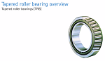 Tapered Roller Bearing Overview