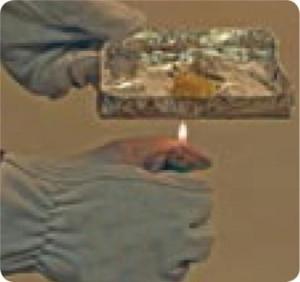crackle test bearing contamination