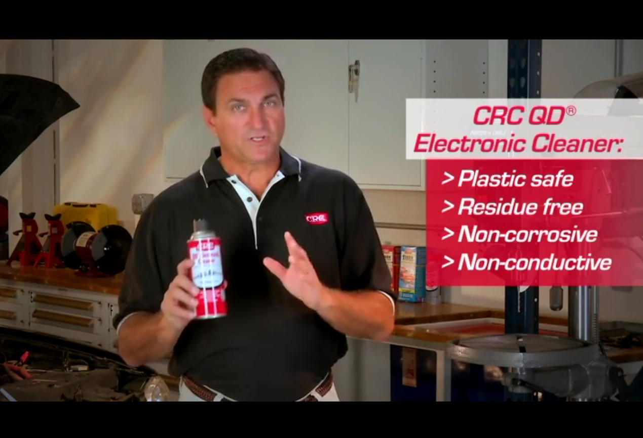 Cleaning Electrical Components - Know Your Parts
