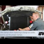 6.0L Powerstroke Diesel Intercooler Replacement