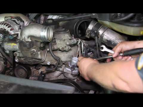 6.0L Powerstroke EBP Sensor Replacement
