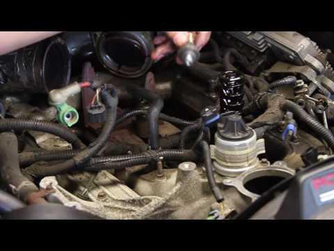 2006 f350 powerstroke oil change