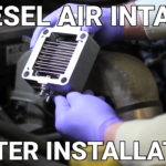 Diesel Air Intake Heater