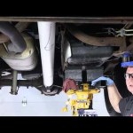 How to Repair the Fuel Pump and Replace the Tank