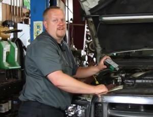 Ford 6.0L Powerstroke Glow Plug Control Module Installation