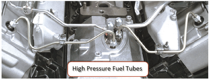 high pressure fuel tubes
