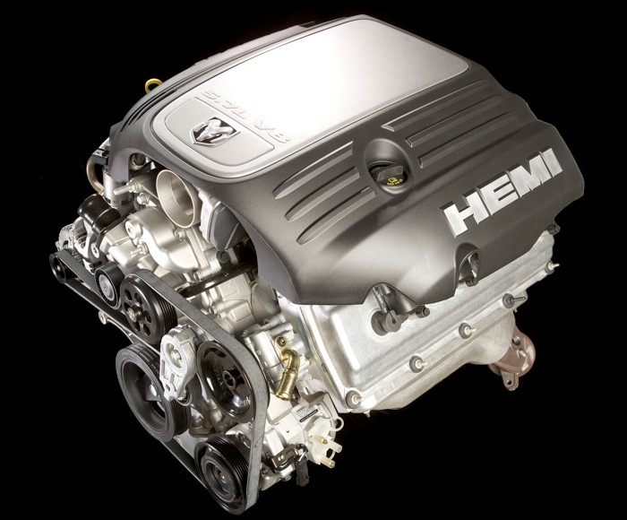 5 7L HEMI Anatomy | Know Your Parts