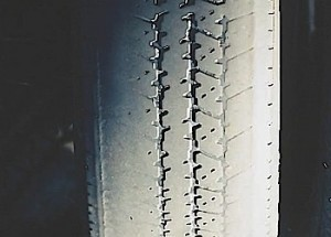 understanding tire wear | know your parts  knowyourparts