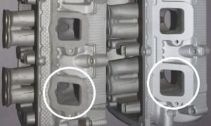 intake ports